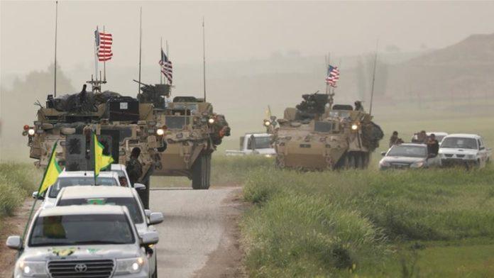 Бежали ли американские войска от инопланетян? Ануннаки в Сирии? Manbij1-696x392