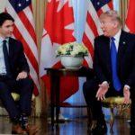 Trudeau Grills Trump on Nibiru